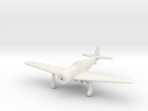 1/144 Kawasaki Ki-100-II in White Natural Versatile Plastic