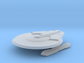 Hoover class - Attack Wing / 5.5cm - 2.1in in Smooth Fine Detail Plastic