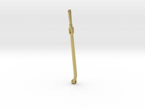 AC04 - Brake Lever for FR Van 116 (SM32) in Natural Brass