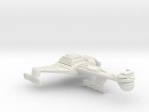3125 Scale Klingon C8VK Refitted Heavy Carrier WEM in White Natural Versatile Plastic
