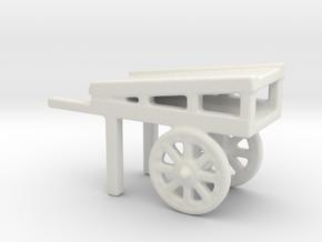 hand cart plants  in White Natural Versatile Plastic