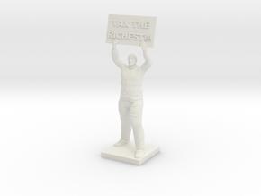 Printle T Homme 1973 - 1/24 in White Natural Versatile Plastic