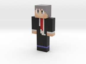 Angoo1269 | Minecraft toy in Natural Full Color Sandstone