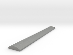 Fingerboard with Nut for 5-string Electric Violin in Gray PA12