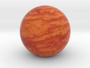 Top Table Planets: Gas Giant in Natural Full Color Sandstone: Medium