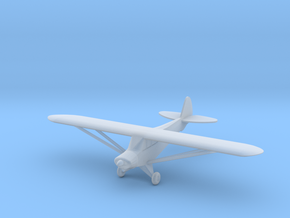 Piper PA18 - Nscale in Smooth Fine Detail Plastic