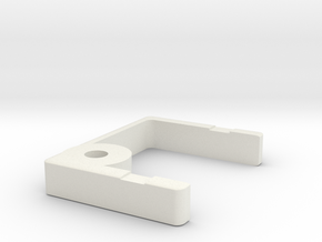 TOMY/Trackmaster Chassis Custom Coupling in White Natural Versatile Plastic