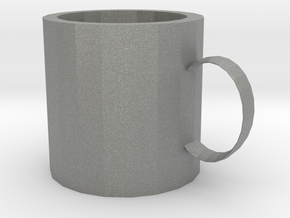 mug in Gray Professional Plastic: Extra Small