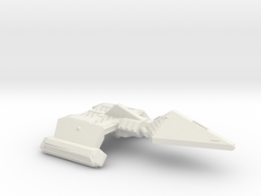 3788 Scale Neo-Tholian Heavy Destroyer SRZ in White Natural Versatile Plastic
