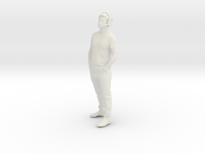 Printle C Homme 2000 - 1/30 - wob in White Natural Versatile Plastic