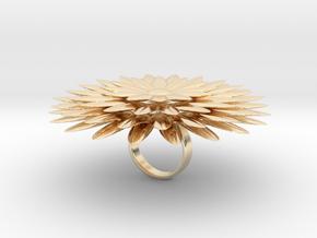 Dalilia - Bjou Designs in 14k Gold Plated Brass