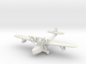 Douglas Dolphin 1/220 (Landing gear) in White Natural Versatile Plastic