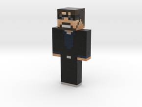 Ssundee | Minecraft toy in Natural Full Color Sandstone