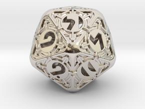 Daedalus D20 in Platinum