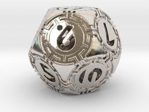 Daedalus D12 in Platinum
