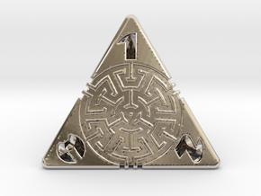Daedalus D4 in Platinum
