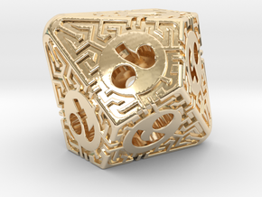 Daedalus D00 in 14k Gold Plated Brass