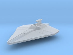 5000 Acclamator II class Star Wars in Smooth Fine Detail Plastic