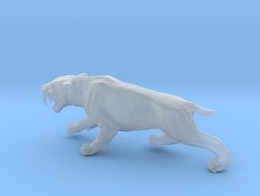 Smilodon in Smooth Fine Detail Plastic: 1:48 - O