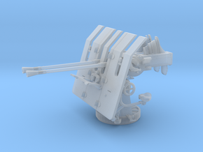 1/50 DKM 3.7cm Flak M42 in Smooth Fine Detail Plastic