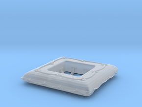 1/50 DKM Life Raft Single in Smooth Fine Detail Plastic