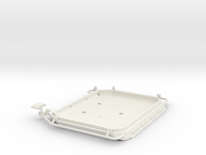 Leopard1_DT_turret_1_16_pt4of4 in White Natural Versatile Plastic