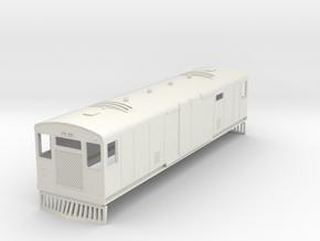 o-43-bermuda-railway-motor-van-100 in White Natural Versatile Plastic