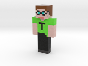 Toxic_Waste92 Skin | Minecraft toy in Natural Full Color Sandstone
