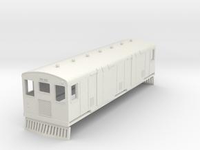o-76-bermuda-railway-motor-van-30 in White Natural Versatile Plastic