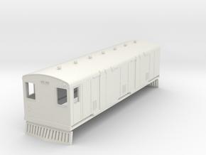 o-100-bermuda-railway-trailer-van-40 in White Natural Versatile Plastic