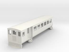 o-100-bermuda-railway-motor-coach in White Natural Versatile Plastic