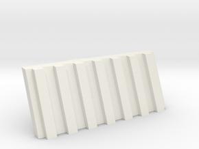 Bachmann Toby Cowcatcher Insert OO / HO in White Natural Versatile Plastic