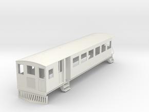 o-43-bermuda-railway-motor-coach in White Natural Versatile Plastic