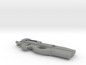 1/3rd Scale FN P90 in Gray Professional Plastic