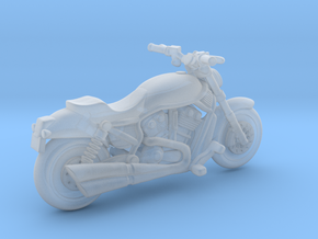 Harley Davidson V-Rod   1:120 TT in Smooth Fine Detail Plastic