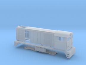 CFE BB01-BB06 in Smooth Fine Detail Plastic: 1:120 - TT