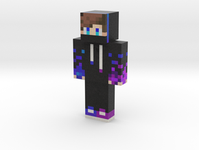 Tom15r | Minecraft toy in Natural Full Color Sandstone
