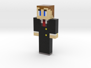 Suit_Me | Minecraft toy in Natural Full Color Sandstone