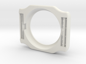 Freestyle Libre Sensor Guardian in White Natural Versatile Plastic