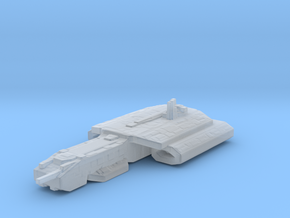 Stargate Daedalus 15 in Smooth Fine Detail Plastic
