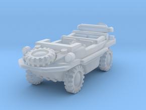Schwimmwagen scale 1/160 in Smoothest Fine Detail Plastic