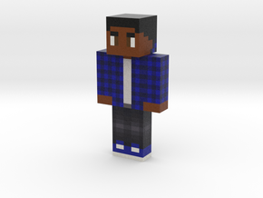HHAlcide12 | Minecraft toy in Natural Full Color Sandstone