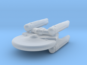 Miranda Class (4 Nacelles Variant) 1/20000 in Smooth Fine Detail Plastic