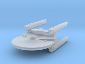 Miranda Class (4 Nacelles Variant) 1/7000 in Smooth Fine Detail Plastic