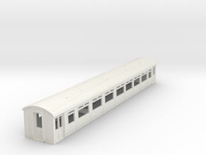 o-76-lnwr-siemens-trailer-coach-1 in White Natural Versatile Plastic
