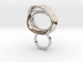 Conto - Bjou Designs in Rhodium Plated Brass