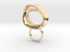 Conto - Bjou Designs in 14k Gold Plated Brass