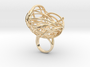 Frotino - Bjou Designs in 14k Gold Plated Brass