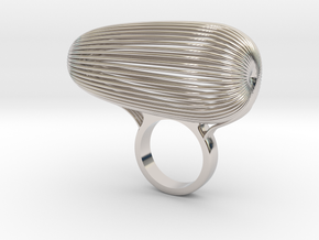 Petranco - Bjou Designs in Rhodium Plated Brass