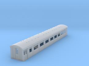 o-148-lnwr-siemens-ac-trailer-coach-1 in Smooth Fine Detail Plastic